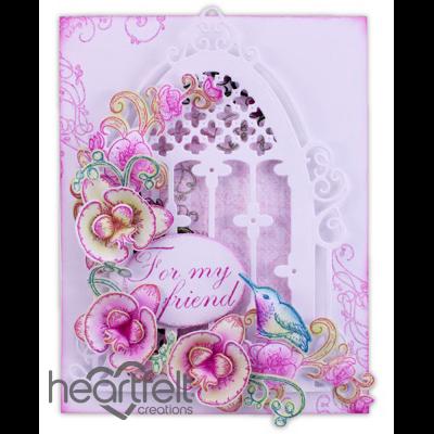 Gallery | Hummingbird Friend - Heartfelt Creations
