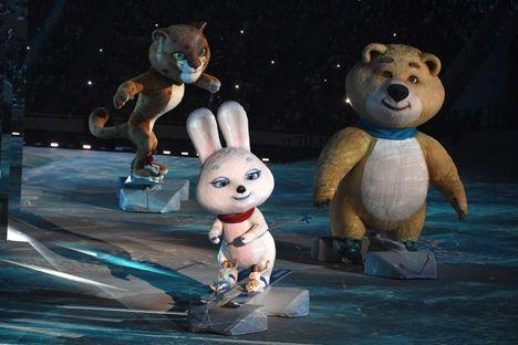 Hugo Gargiulo, escenógrafo y coreógrafo uruguayo, contribuyó a la escenificación de la ceremonia de clausura de los Juegos de Sochi 2014.