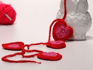 Manualidades y Artesanías   Guirnaldas con crochet   Utilisima.com