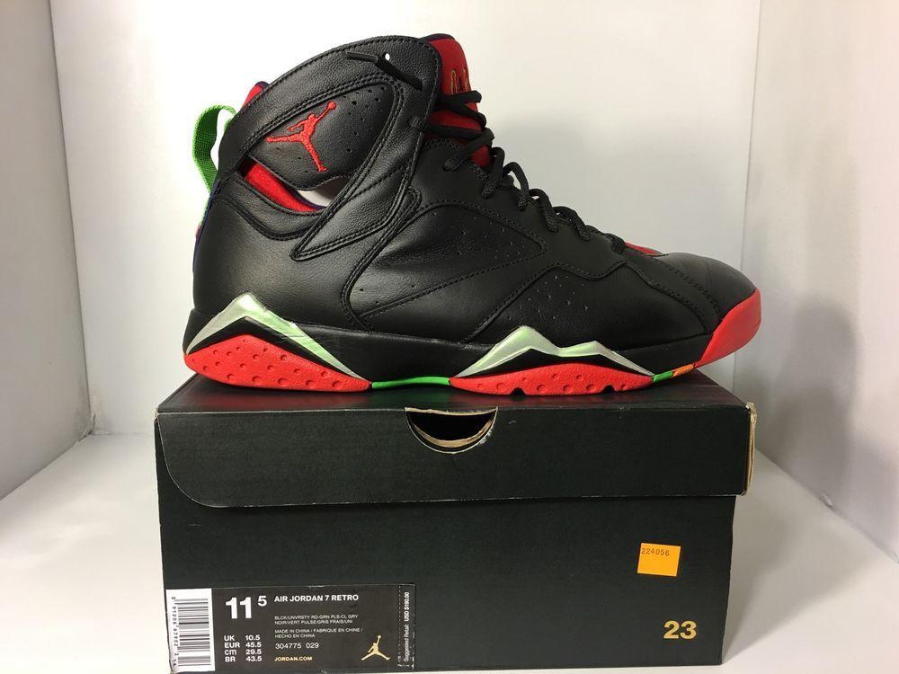 véritable jeu réduction profiter Air Jordan Retro 7 Marvin Le Martien Ebay Uk acheter en ligne magasin à vendre où acheter vV3yJM