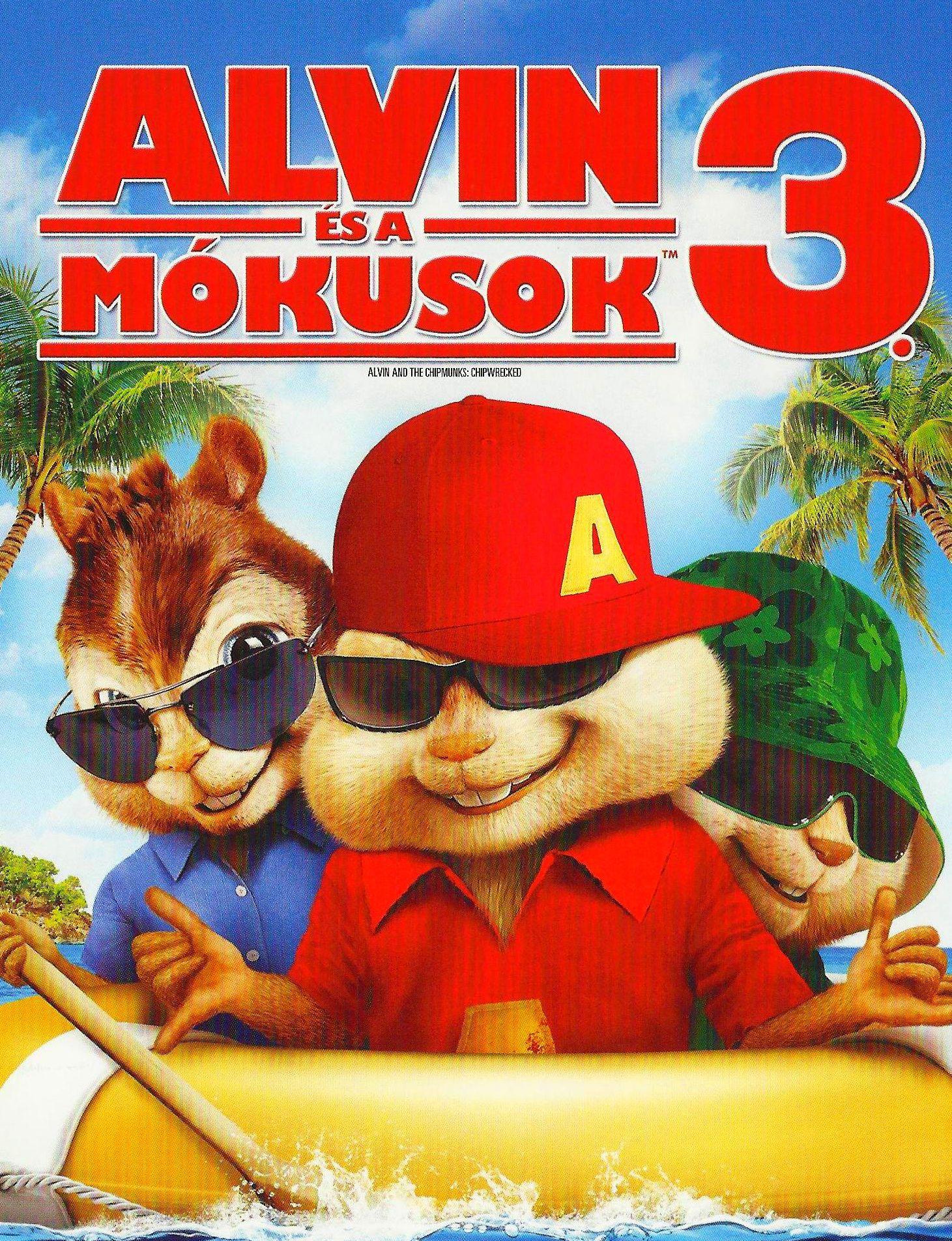 Alvin Es A Mokusok 3 Teljes Mese Reka Mesei Filmes Completos