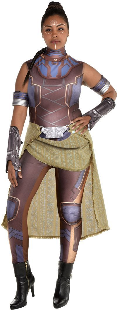 dee0257c Womens Shuri Costume Plus Size - Black Panther | 2019 Waredore ...