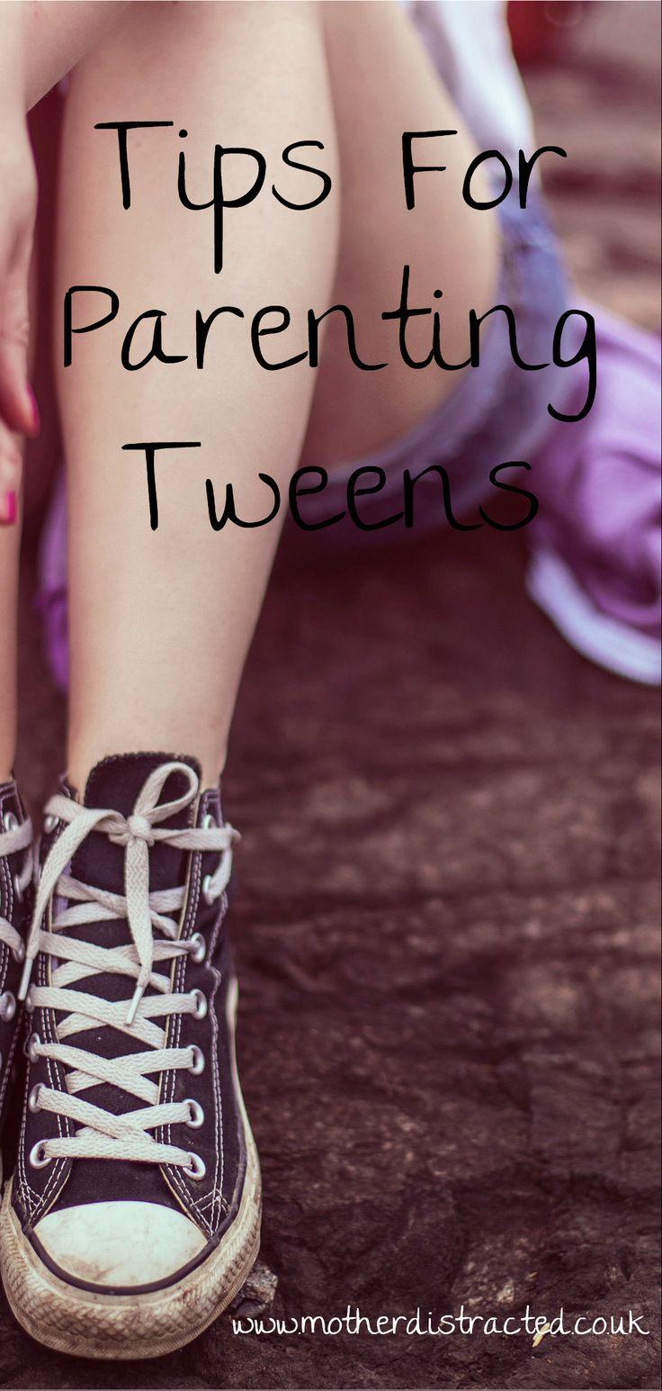 Parenting Tweens Some Helpful Tips Parenting tweens