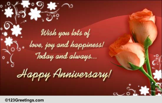 I m late i know but happy anniversary the day i met you is the