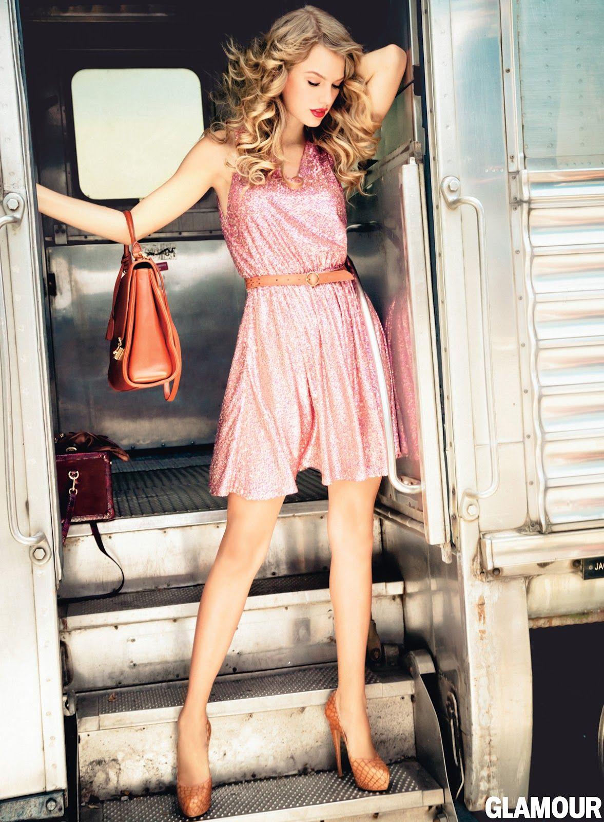 taylor #swift Dress: Erin By Erin Fetherston | Bag: Mark Cross ...