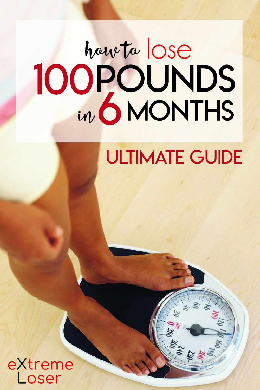 How To Lose 100 Pounds In 6 Months Complete Guide Fat Loss For