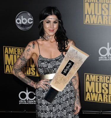Kat Von D Launches Tattoo Concealer For White People