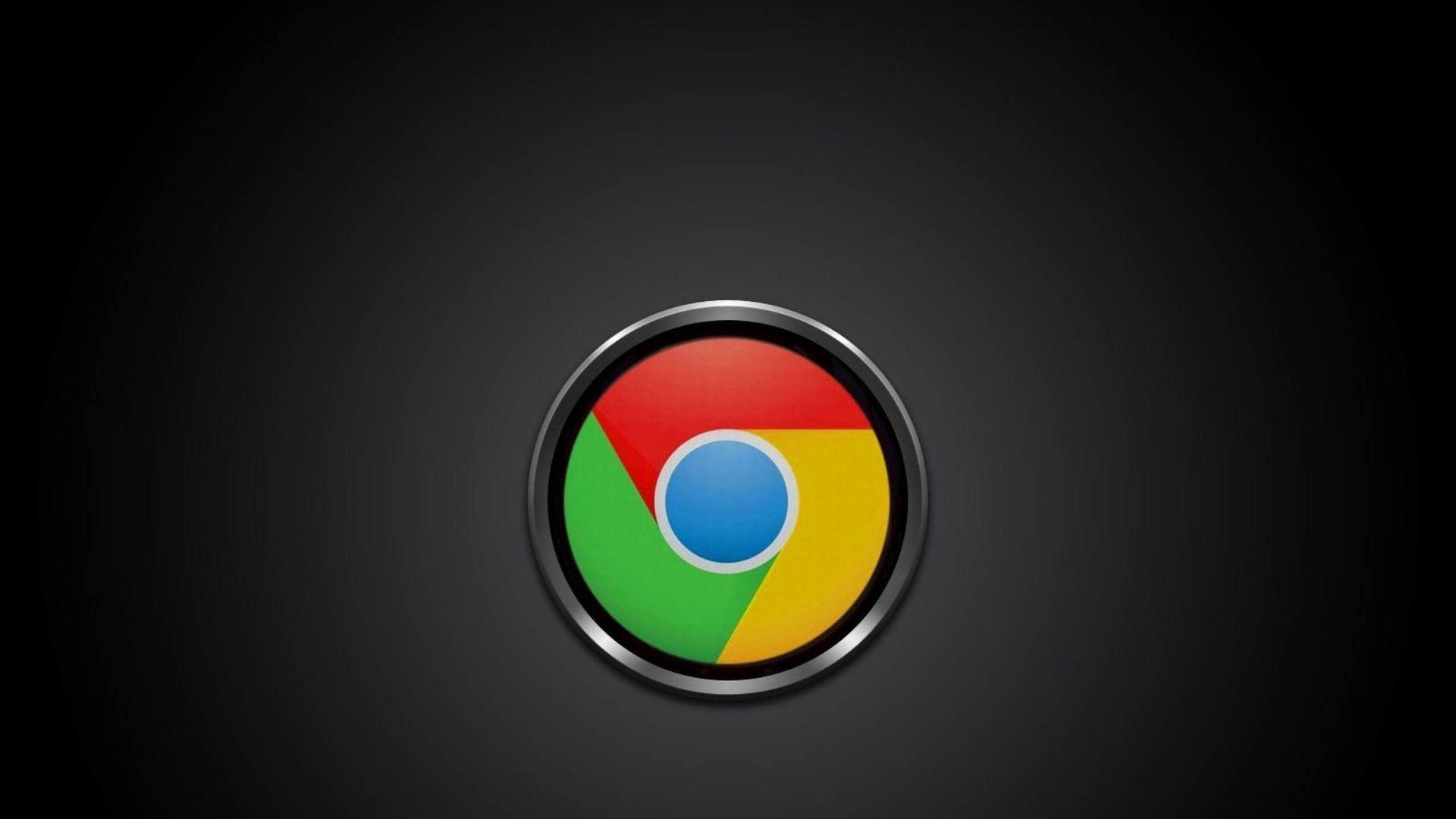 Chrome Logo Hd Wallpaper Logos