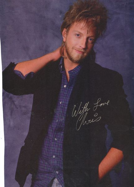 Chris Elliot Pinup From The Get A Life Days A Day In