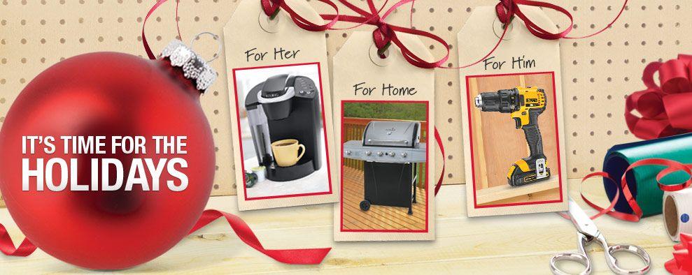 Holiday Gift Shop - Featured Shops - Ace Hardware  Get CashBack too at www.shop.com/heidihoefler/cashback with referral code heidi.hoefler.ma@gmail.com.