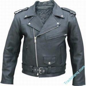 Buy Leather Biker Jacket Products on Tradebanq.com http://shar.es