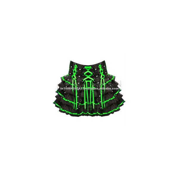 Gothic Punk Rave Cyber Mini Skirt ($14) ❤ liked on Polyvore featuring skirts, mini skirts, bottoms, pants, cyber, punk rock skirts, goth skirt, gothic mini skirt, gothic lolita skirts and short mini skirts