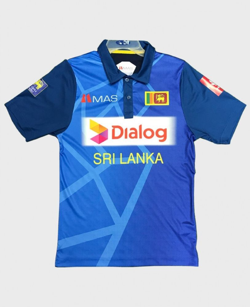 Sri Lanka Cricket Odi T Shirt Jersey 2019 From Mas Free Post Mas Srilankacricket