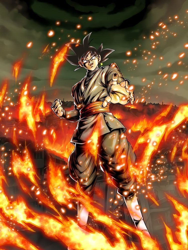Image result for black goku db legends