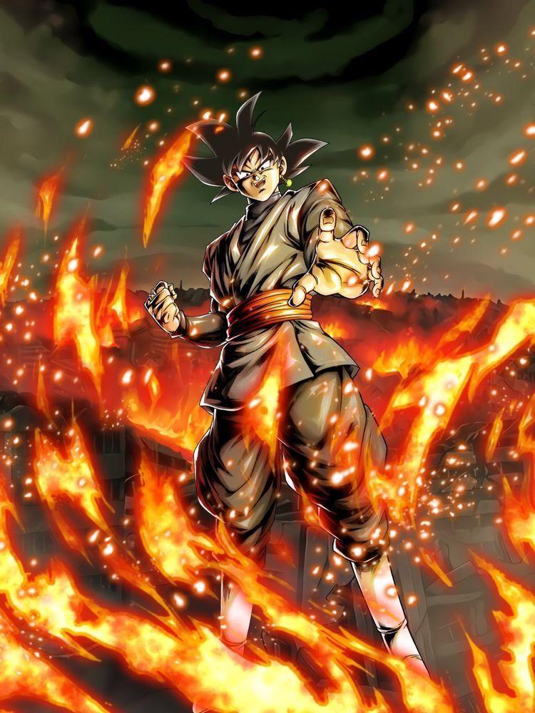 Image result for black goku db legends