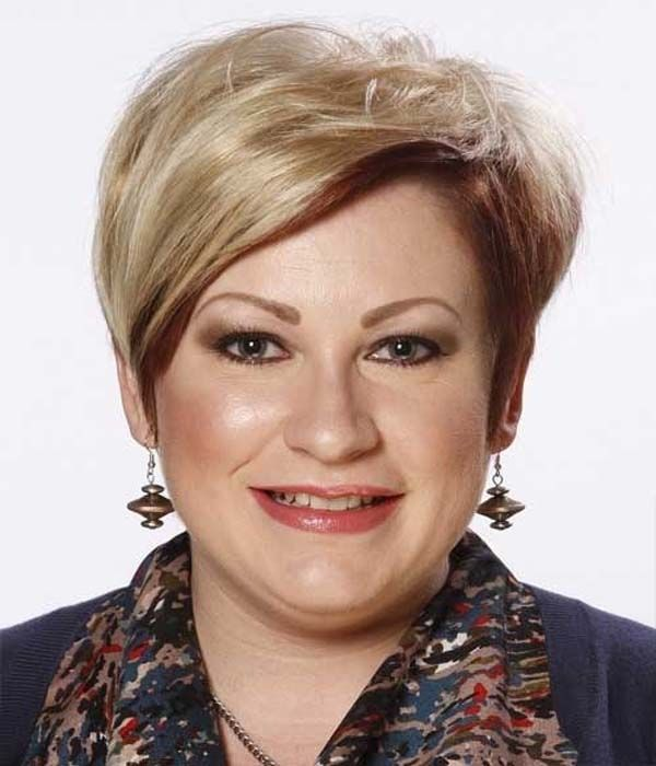 Cute Short Hairstyles For Overweight Women Over 50 New