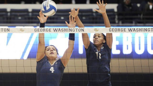 Volleyball Action Highlighted By Non Conference Tournaments Atlantic 10 Volleyball News Volleyball Conference