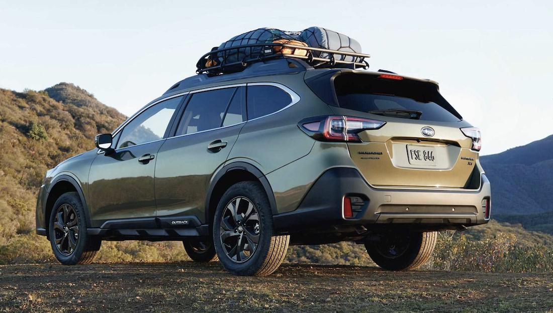 2020 Subaru Outback Redesign Release Date Specs