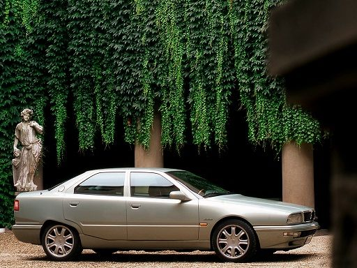 Maserati Quattroporte Evoluzione (1998 - 2001).