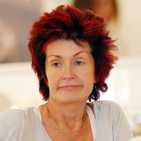 Phenomenal Sharron Osbourne Stars Without Makeup Pinterest Beautiful Hairstyles For Women Draintrainus