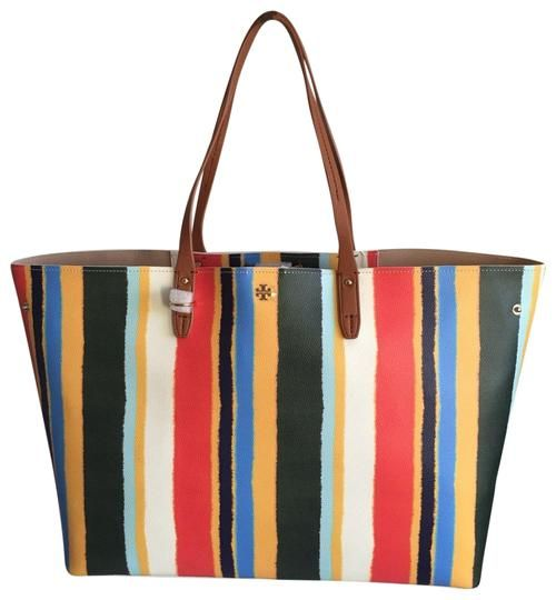 ccc1f0305d85 Kerrington Square Multicolor Coated Canvas Tote in 2019 | Estherbags ...