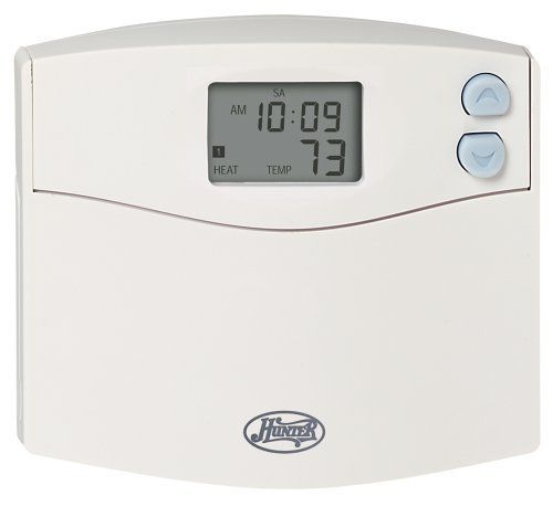 Hunter 44110 Set Amp Save Programmable Thermostat By Hunter
