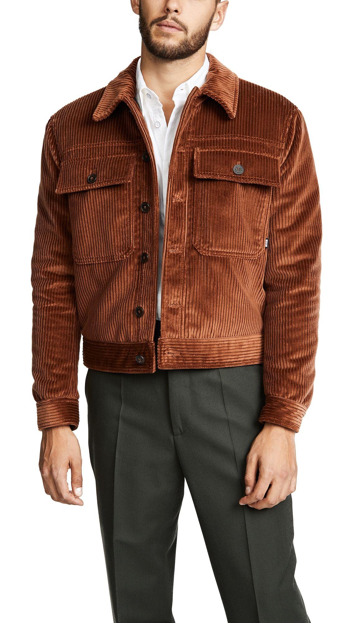 f9182b180906 MSGM CORDUROY VELVET JACKET. #msgm #cloth # | Msgm | Velvet jacket ...