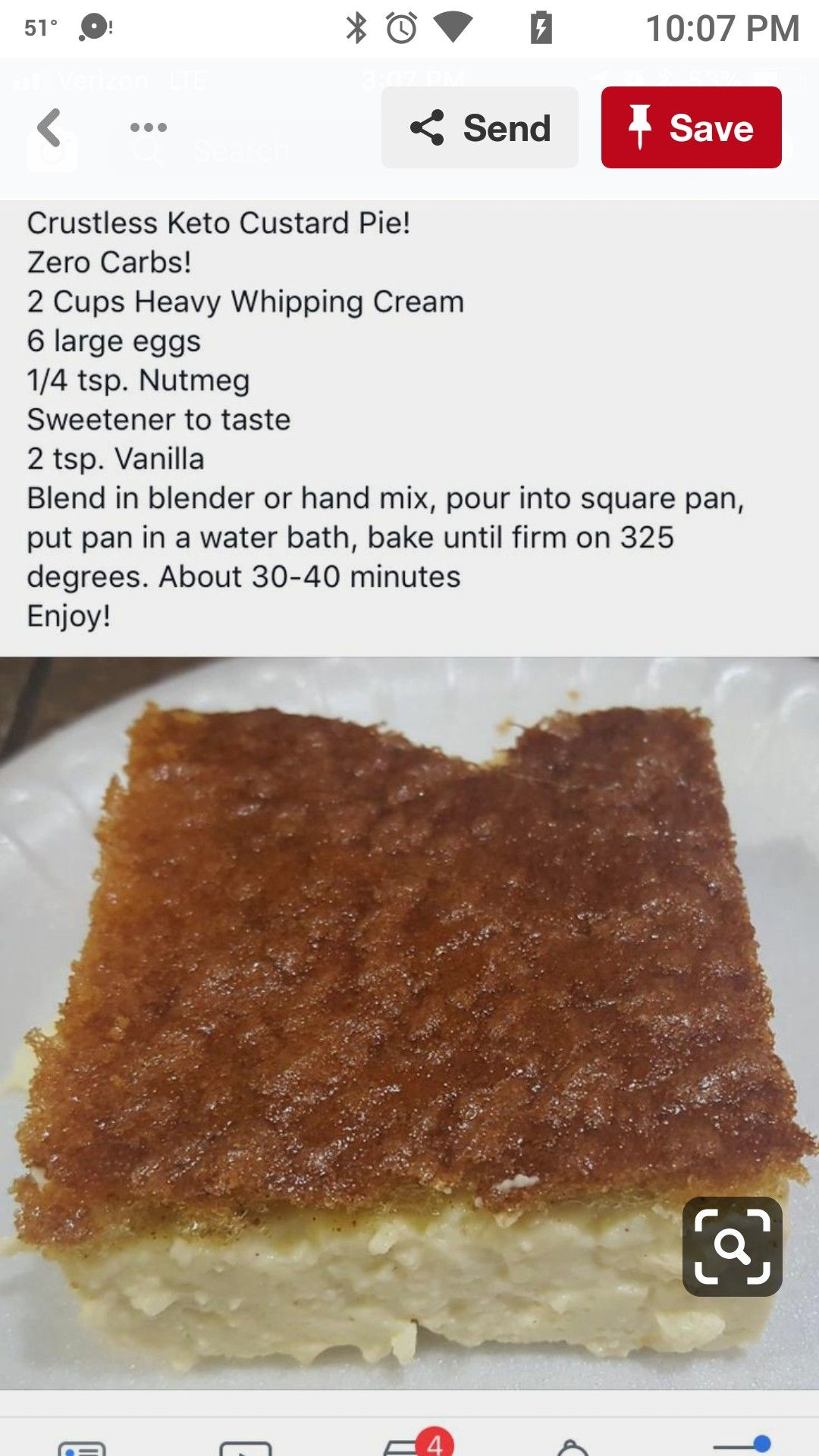 Diabetic Carrot Cake Recipe Low Carb