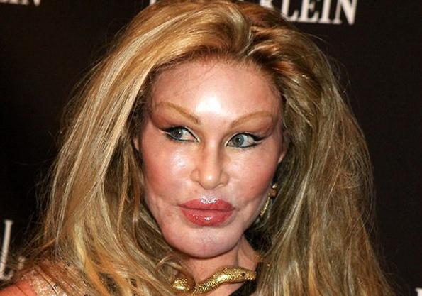 Top ten ugliest female celebrities