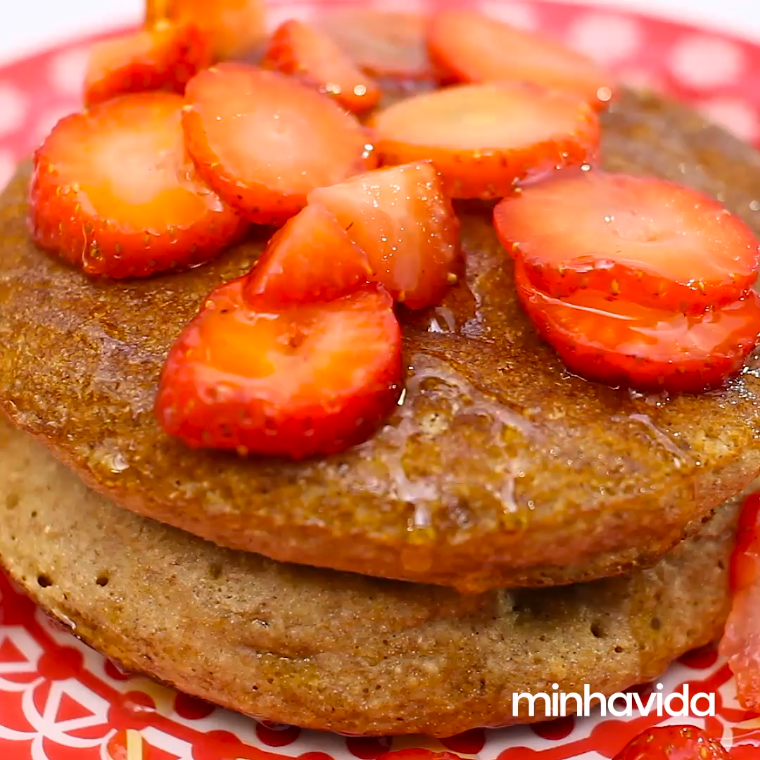 Pancake intero americano
