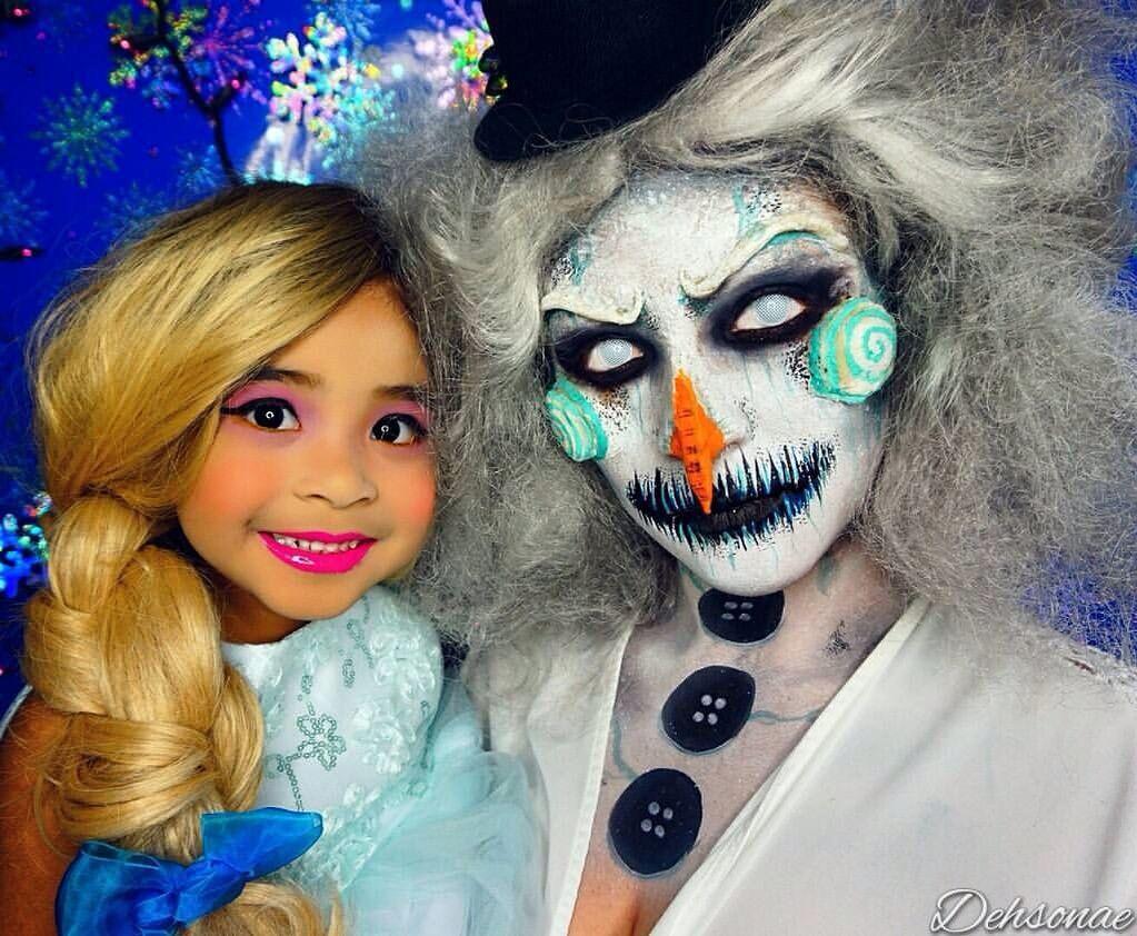Pin by 𝕭𝖆𝖇𝖞𝖉𝖔𝖑𝖑.𝕿𝖆𝖞𝖞 on ρяєтту мσиѕтєяѕ Halloween makeup