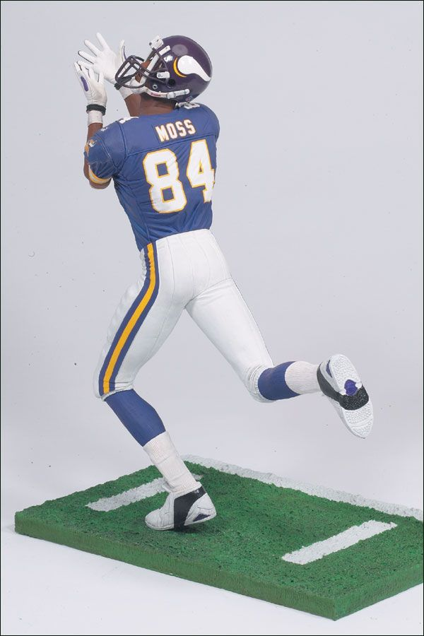 29ea5fb0d Randy Moss - Minnesota Vikings Football And Basketball