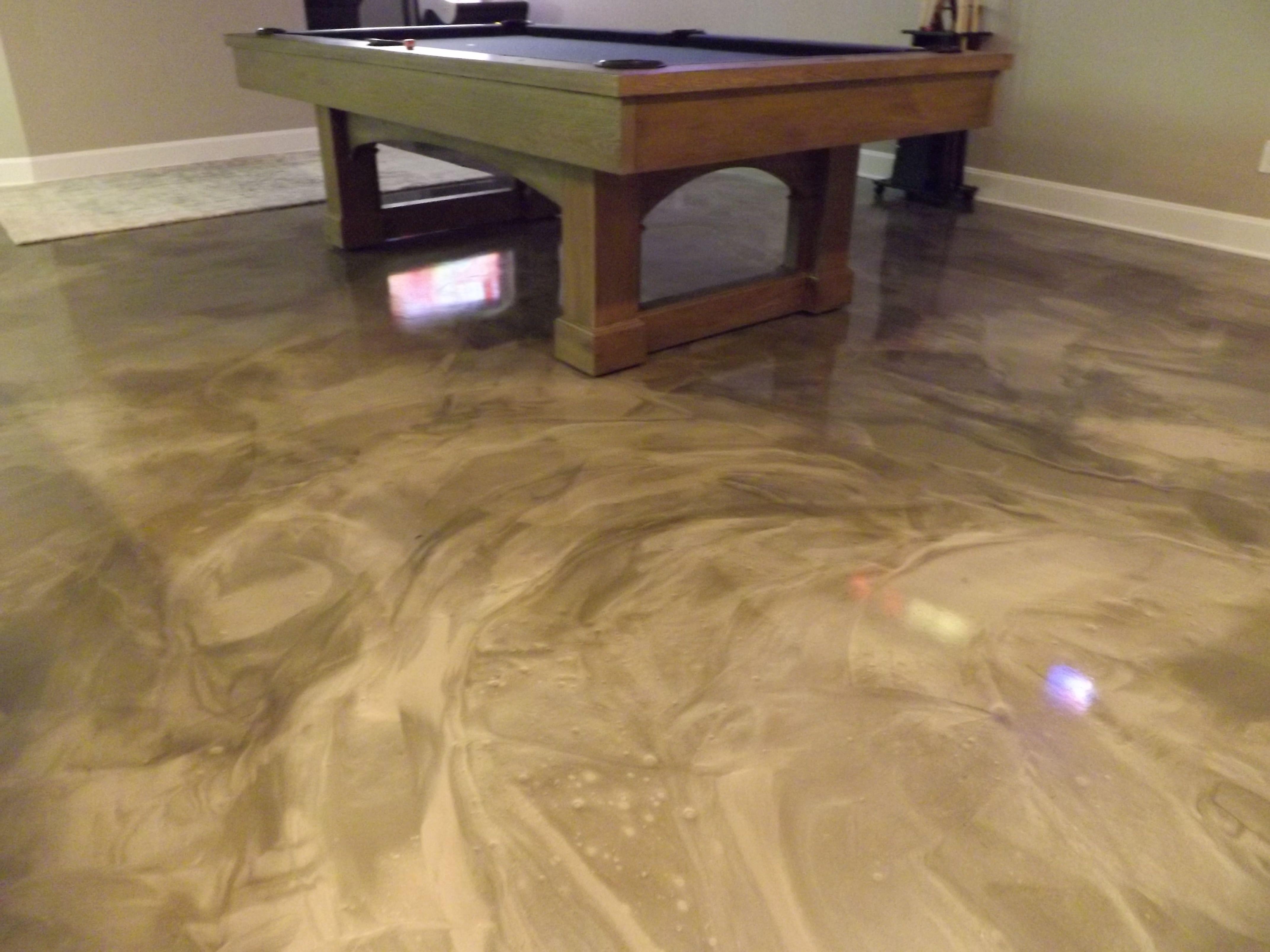 epoxy shield basement floor coating canada