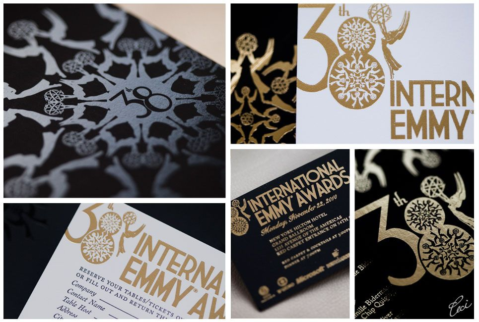 Emmy awards event invitations details corporate ceci event emmy awards event invitations details corporate ceci event ceci new york stopboris Image collections