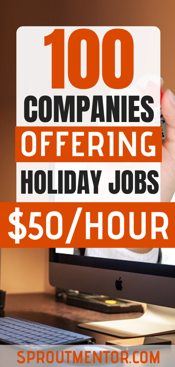 106 Work From Home Jobs Hiring In 2020 SproutMentor