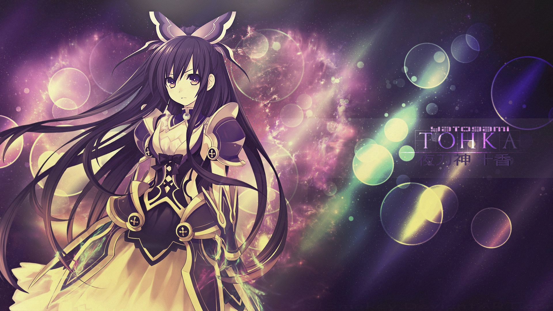 Tohka Date A Live 1920x1080 Need IPhone 6S Plus Wallpaper
