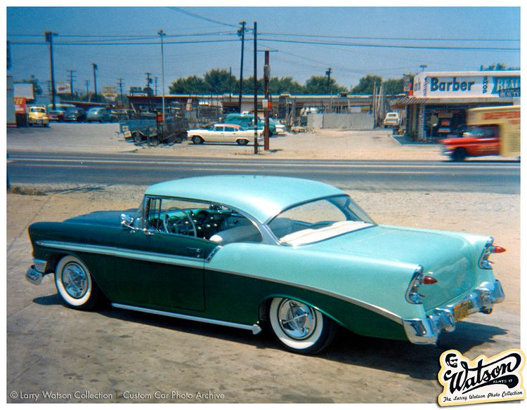 History Larry Watson S Personal Photo Collection Hot Rods Cars