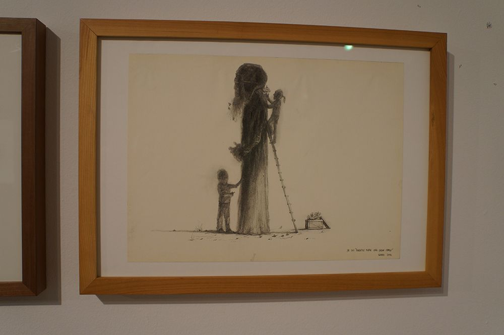 Conexiones 08. Ensayos para una gran obra. Por José Luis Serzo. Museo ABC Madrid. #arte #art #artecontemporáneo #contemporaryart #spanishartists #Arterecord 2014 https://twitter.com/arterecord