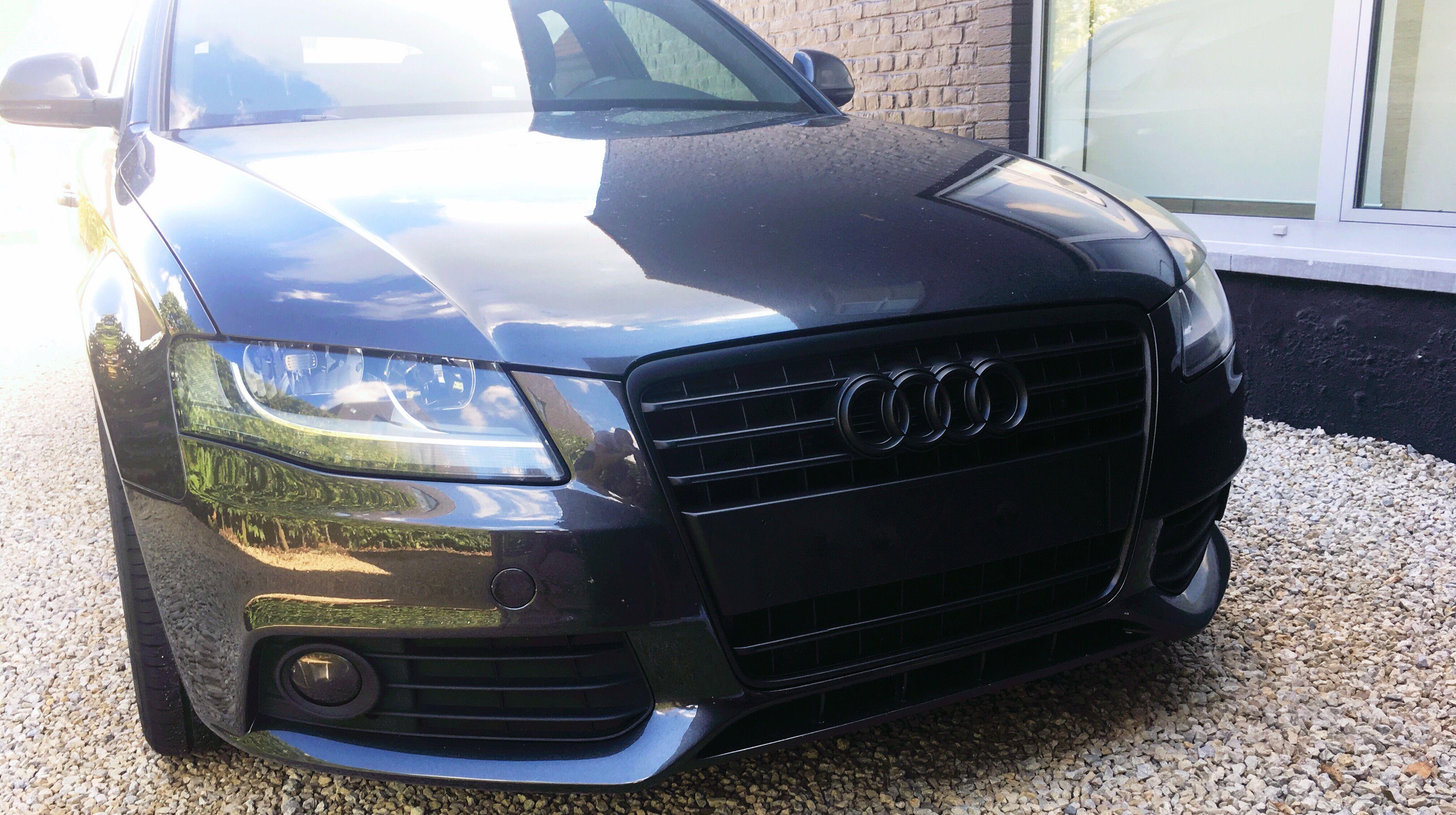 Audi Plasti Dip Grille - Year of Clean Water