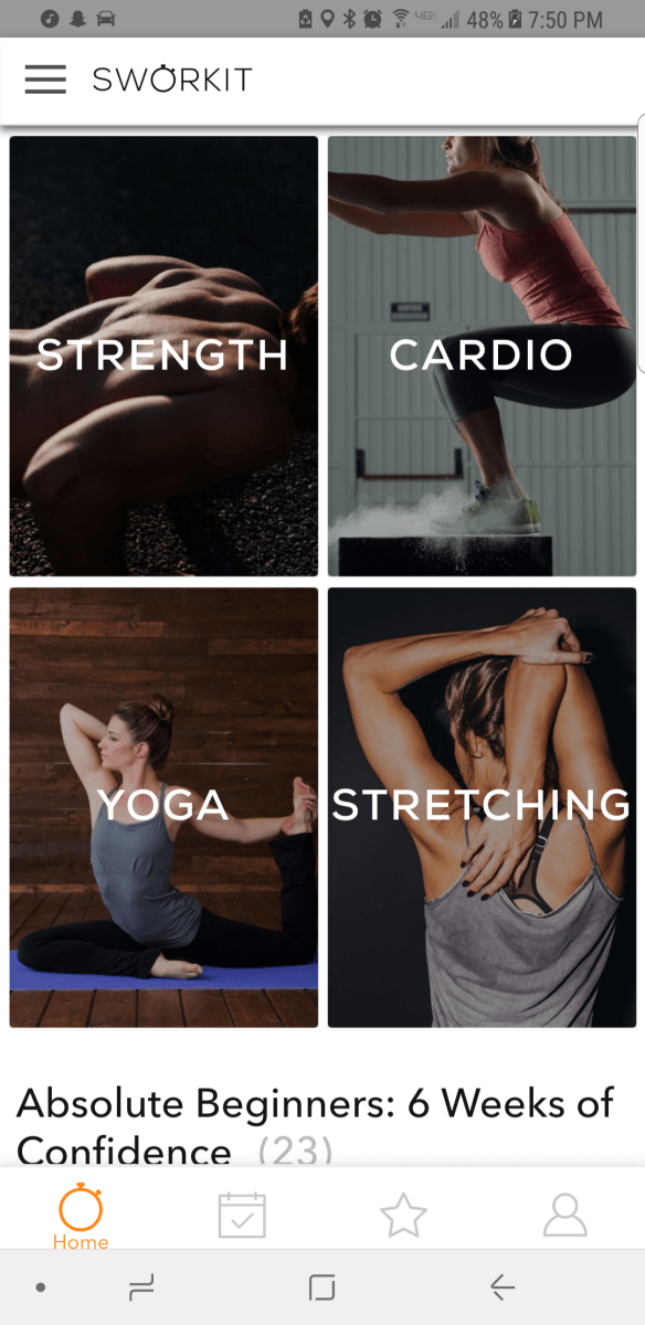 My Favorite Fitness Apps Best workout apps, Free workout