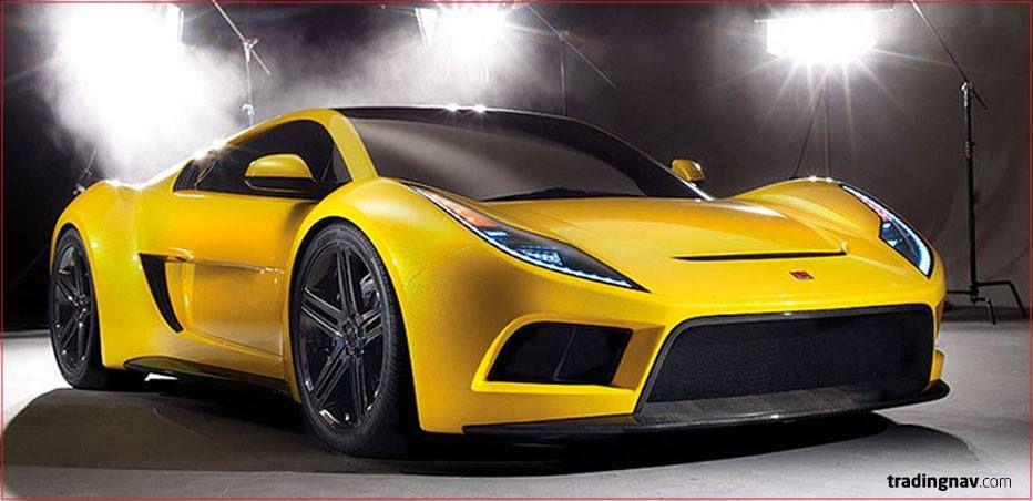 Saleen S5s Raptor Cars