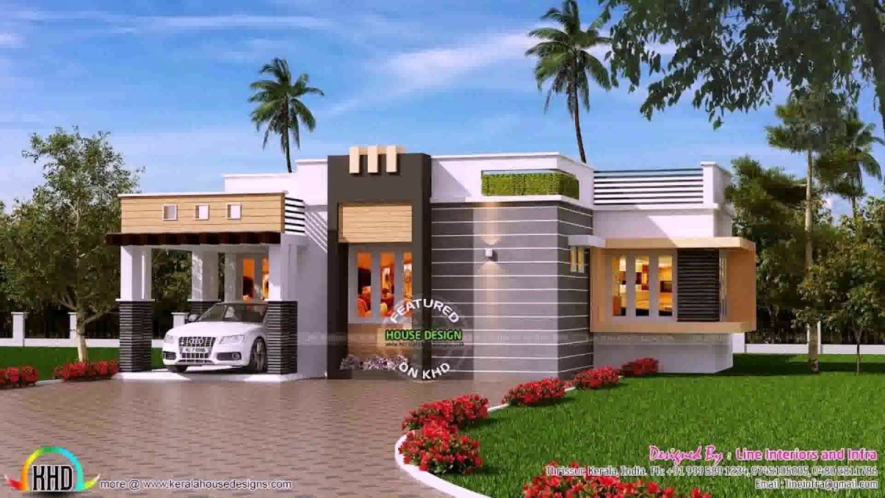 15 Pics Review House Front Design Indian Style Single Floor And Description In 2020 House Front Design Single Floor House Design Simple House Design