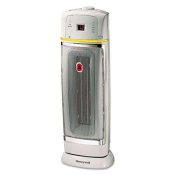 Honeywell Fibre Metal 1500w Oscillating Ceramic Heater Ceramic Heater Space Heater Tower Heater