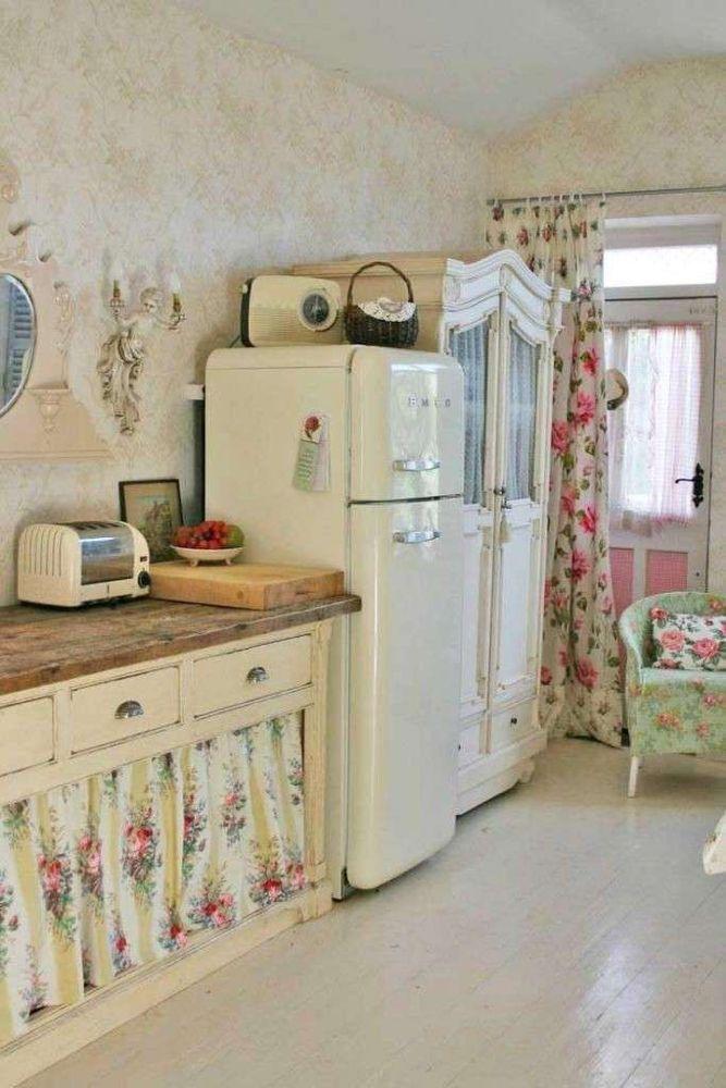 Arredare una cucina in stile shabby chic Camera da letto