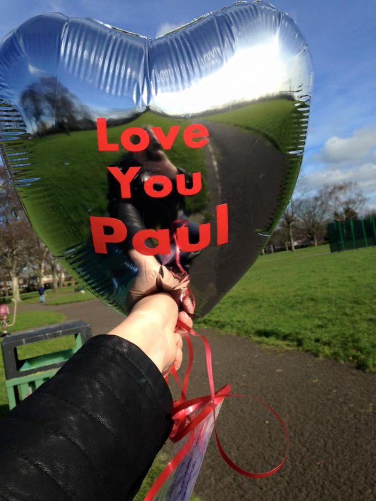 Balloon for my love