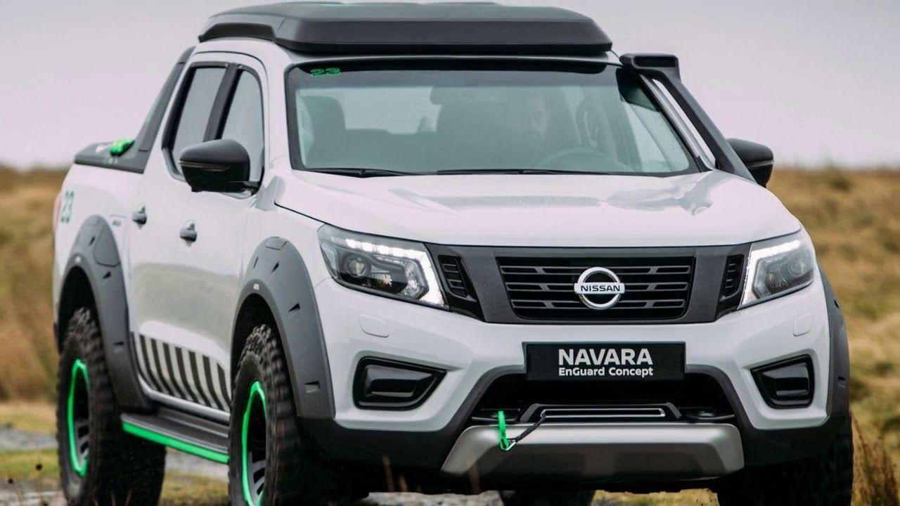 Nissan Navara 2020 2020 Nissan Navara Youtube 2020 Nissan