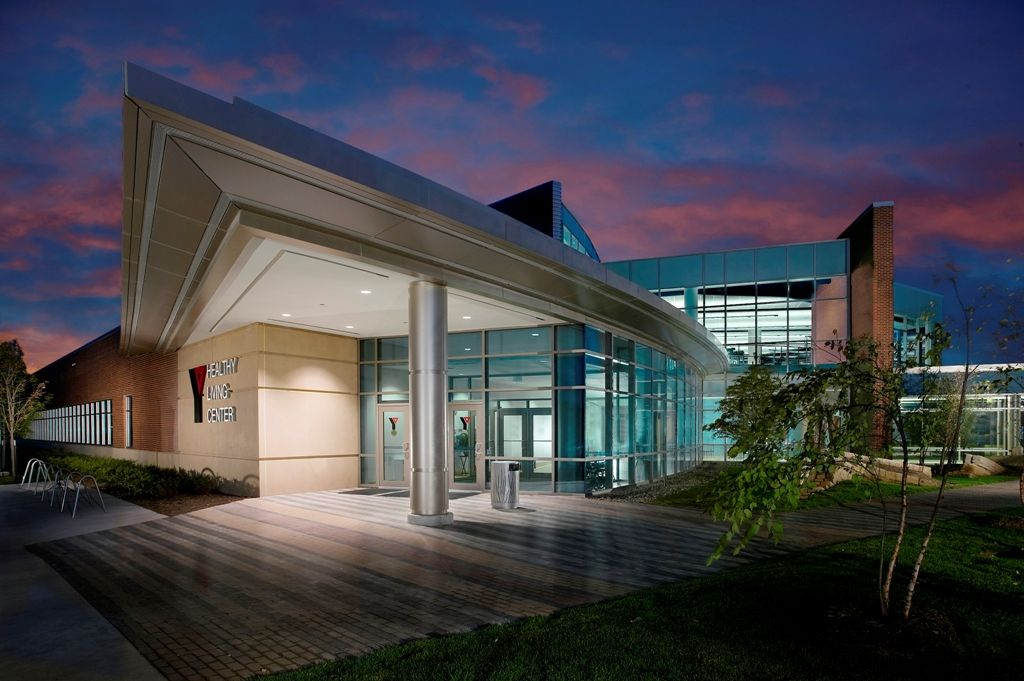 The YMCA Health Living Center, Clive IA Currently offers
