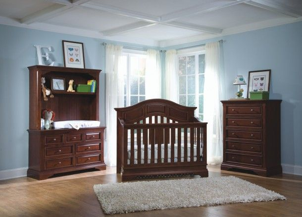 Donnington crib, dresser, chest, hutch Double Dresser:52.75″w x ...