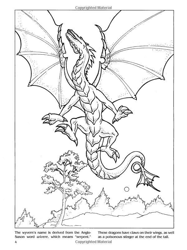 - Dragons Coloring Book (Dover Coloring Books): Christy Shaffer:  9780486420578: Amazon.com: Books Dragon Coloring Page, Coloring Pages, Coloring  Books