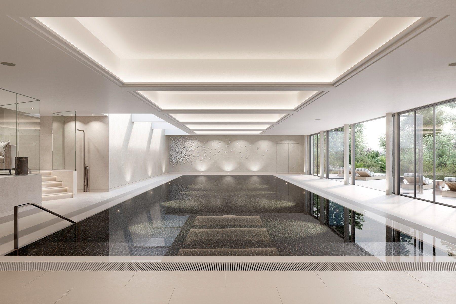 Surrey family home luxury interior design laura hammett for Interior design surrey
